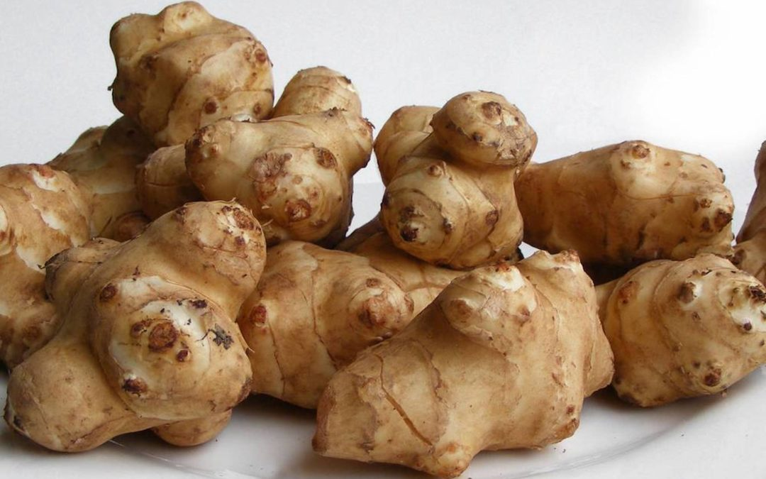 Sunchokes And Your Taste Buds