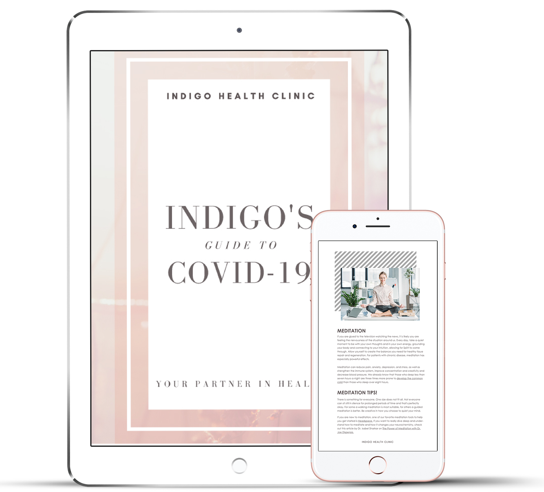 indigo's guide to covid-19